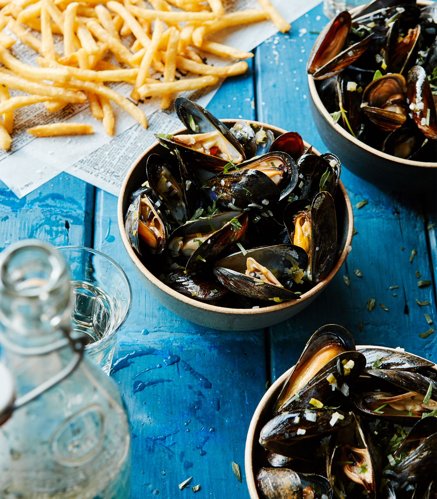 Cider-Mussels