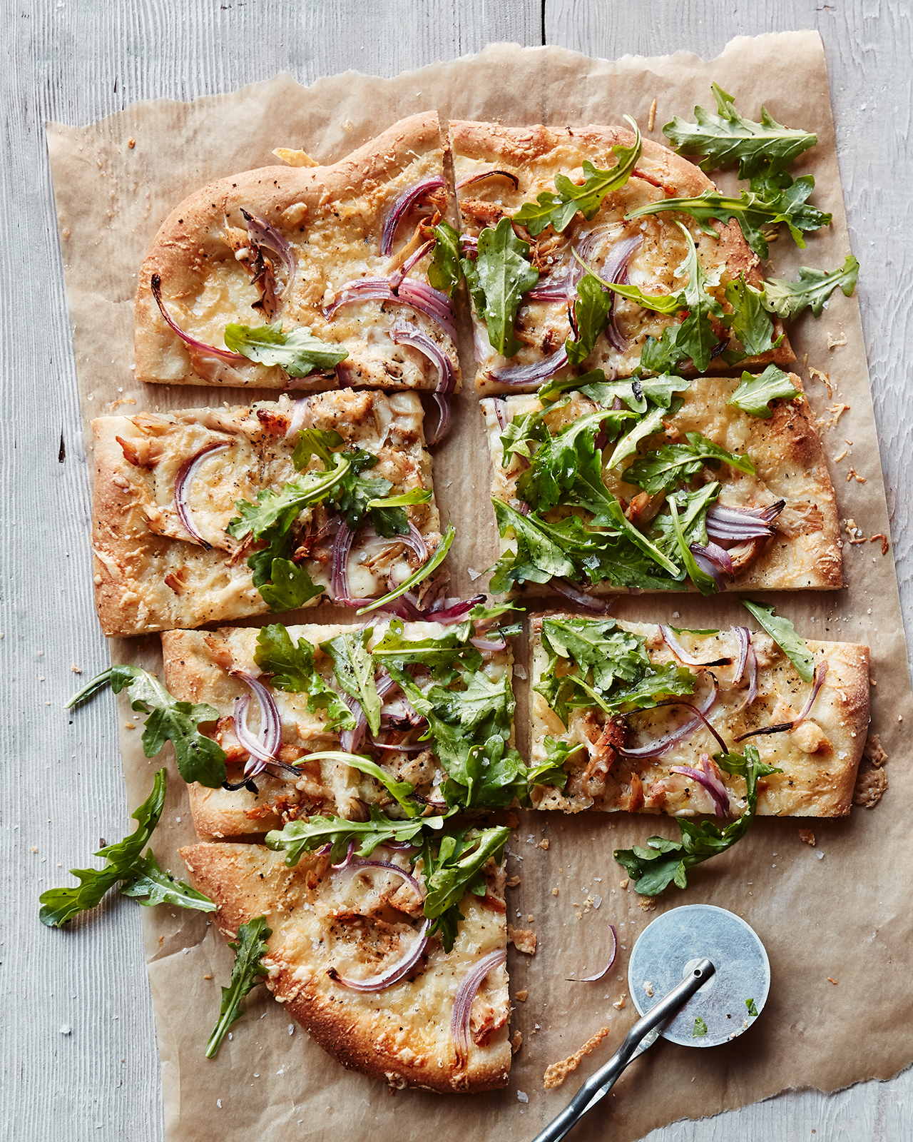 White_Pizza_Fontina_Chicken_Arugula-2
